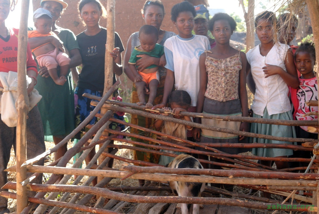 A dedicated micro credit fund for rural Madagascar