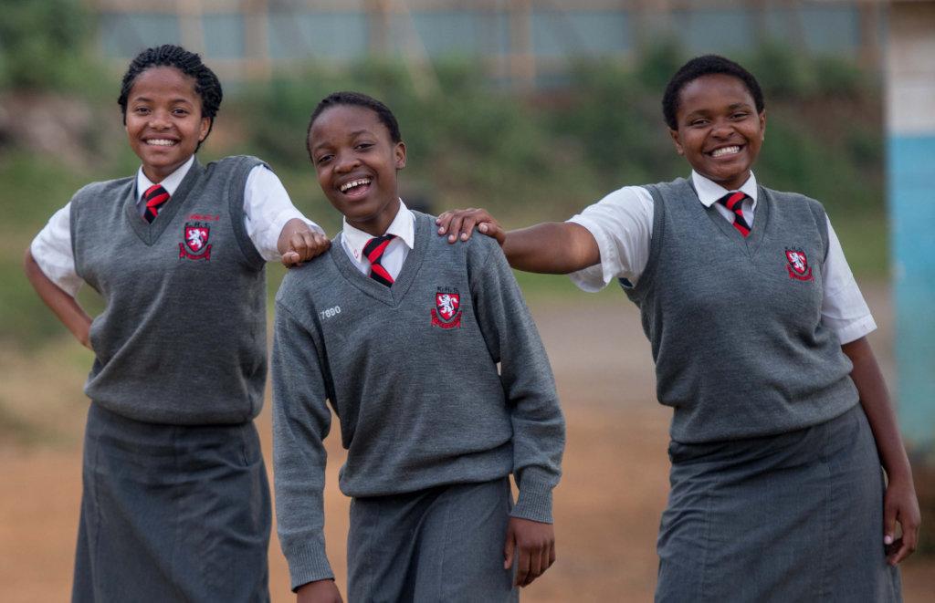 Help 20 Kenyan Girls Stay in School!