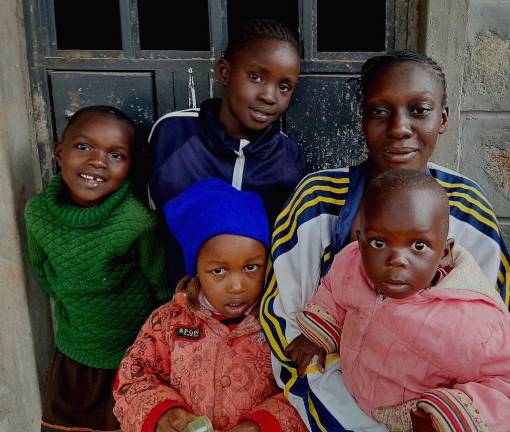 Train 500 mothers on children mental health kenya