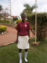 Amitto: medical student Makerere University