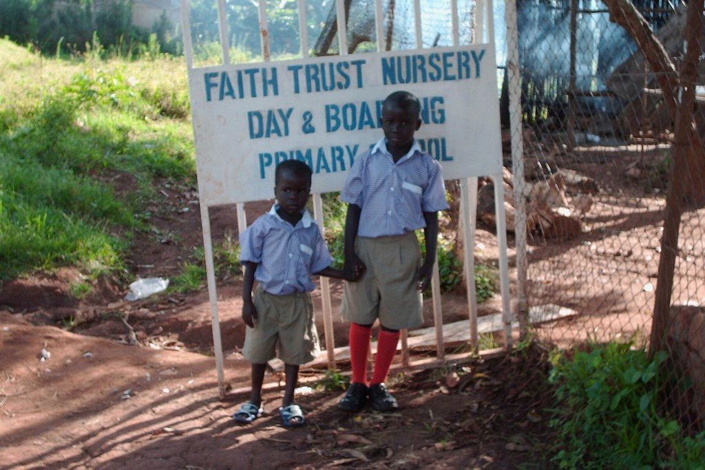 Keep Impoverished Refugees in School in Uganda