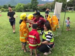 Building Community Disaster Resilience in Taiwan