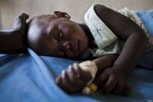 Malaria is largest killer of children in Africa