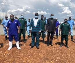 First case emerges a survivor in South Sudan.