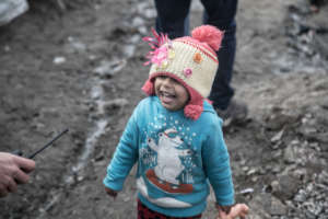 Support the unaccompanied refugee minors on Lesvos