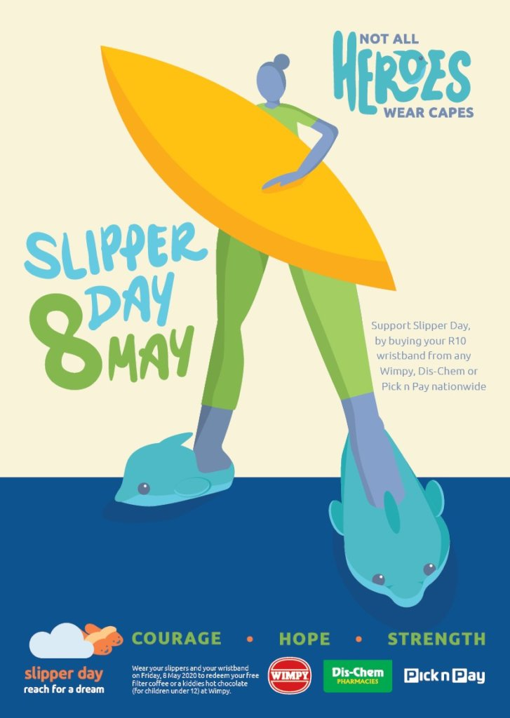 Slipper Day 8 May 2020