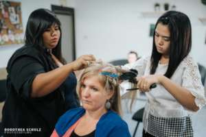 Hairdressing Training