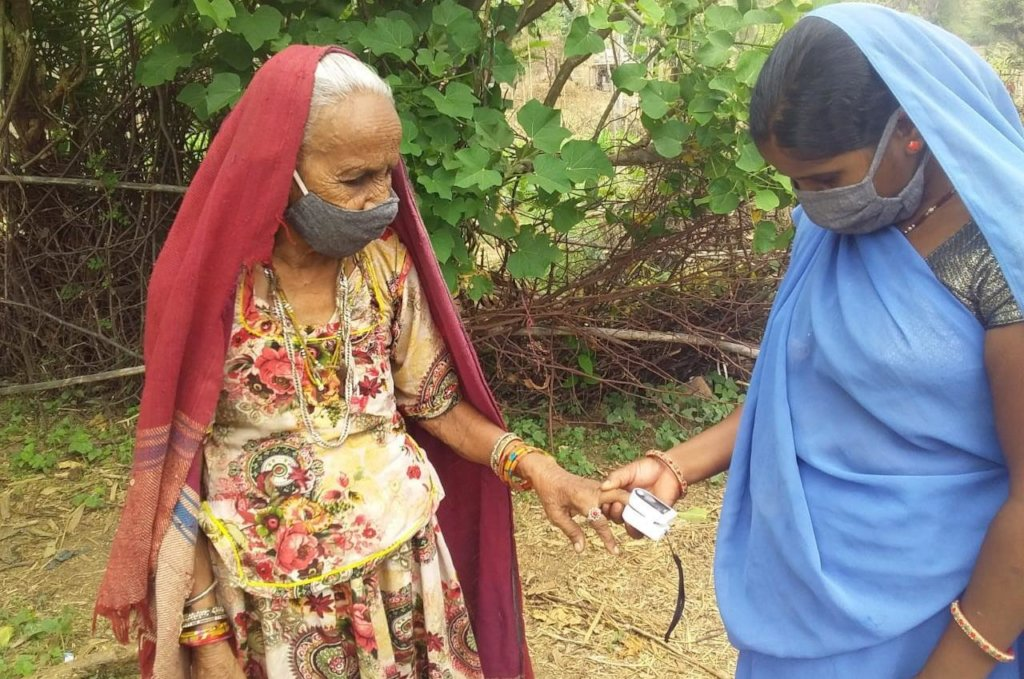 Covid-19: Aid to Rural Communities in India