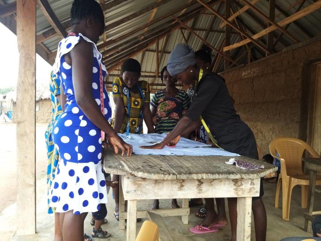 Help Nyitawuta Village Achieve Self-Sufficiency