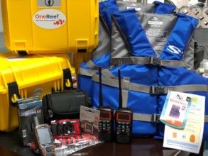 Surveillance gear sent to each of 4 communities