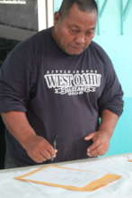 Chairman Francisco Alex, Nanwap MPA, new partner