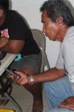 Chief Kelak (Dehpek/Takaiou Community)