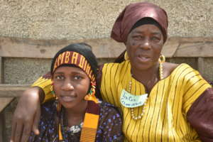 Grandmothers are champions for girls' education