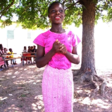 Grandmothers help girls stay in school