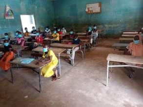 Children in the GMP Summer Education program