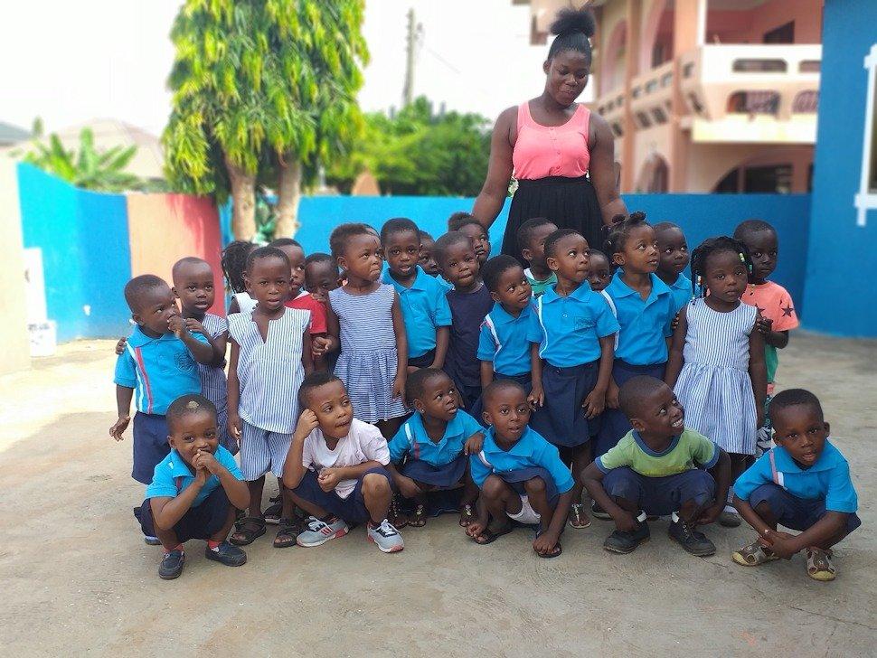 Public Health Education to Children in Ghana