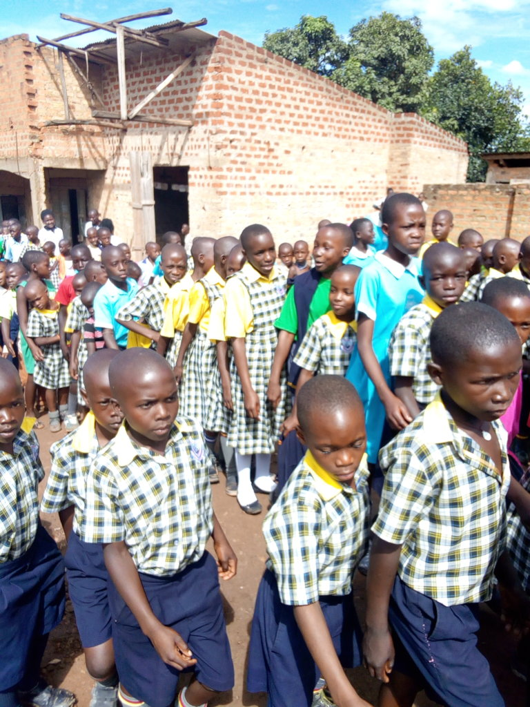 educate 50 orphans for one year in uganda