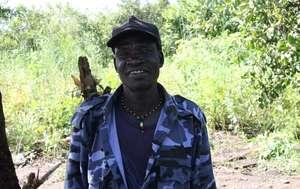 Emilio Pio, Fruit Planting Volunteer