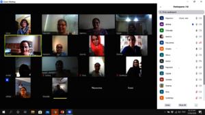 Zoom training for ECE teachers