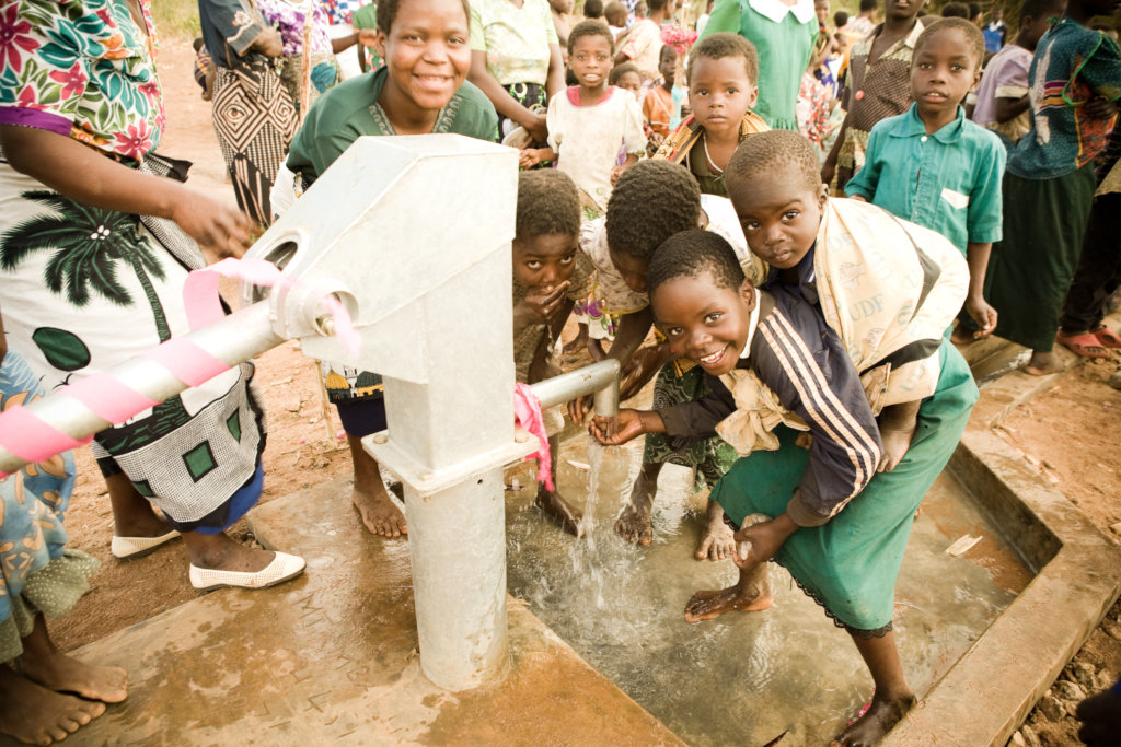 Your Gift of Water for Women & Children of Malawi