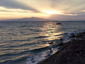 Aegean landing