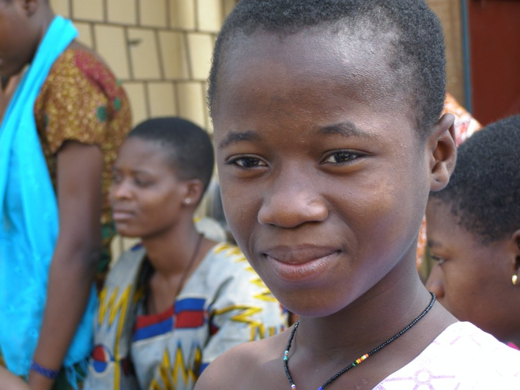 Help Girls Finish School & Join the Workforce