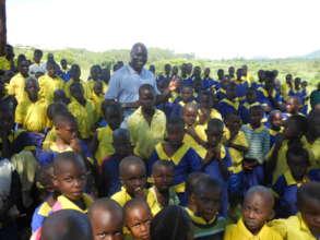 Eusebius Inspiring students to aim higher