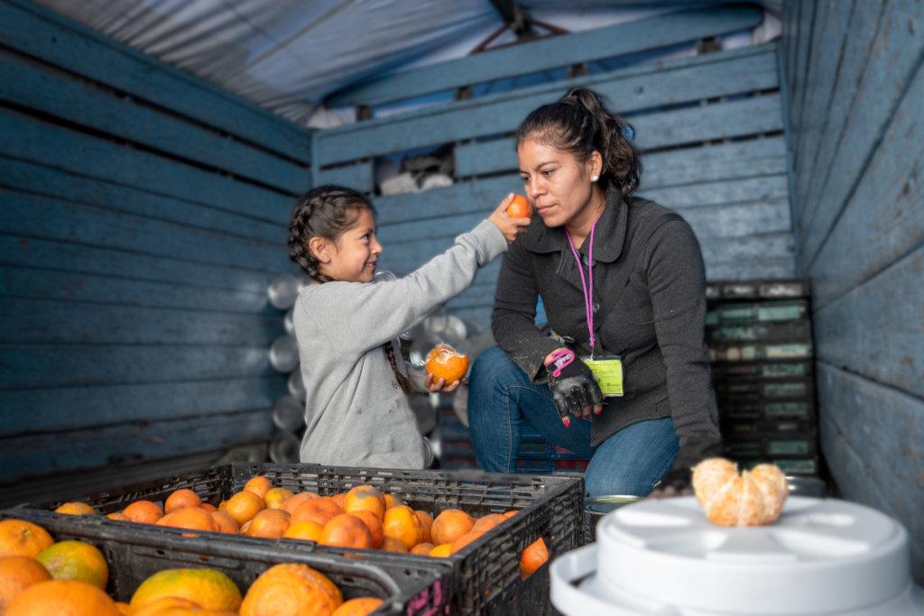 Feeding Strong Women in Puebla
