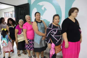 El Salvador Country-Wide Cervical Cancer Training