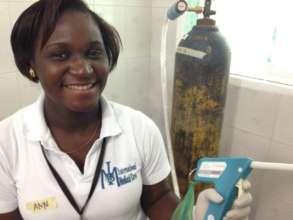 Nurse Marie-Anne