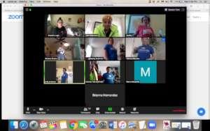 A Children's Aid Virtual Teen Recreation Group