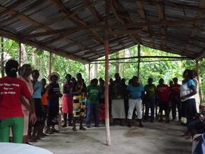 Photo courtesy of Lambi Fund of Haiti