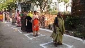 BASS Relief program at Nidubrolu