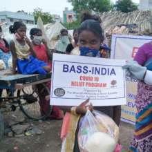 Covid Relief in Slum dwellers