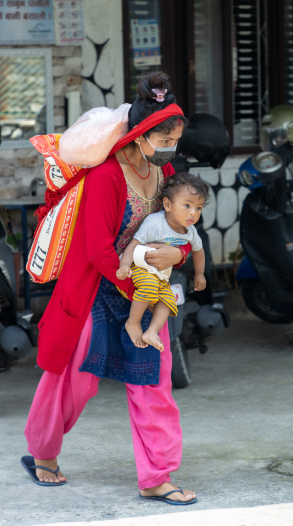 Prevention & Well being during COVID19 in Nepal