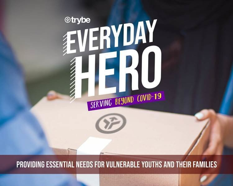 Everyday Hero: Serving Beyond COVID19