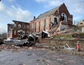 Tornado's Impact