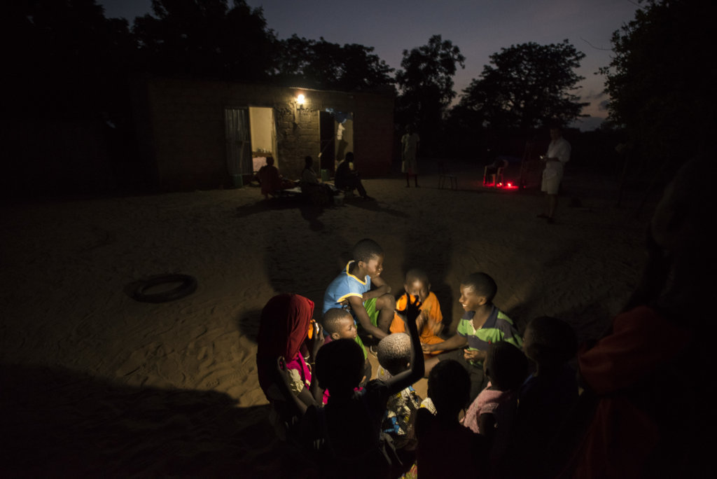 Help Rural Gambia From Darkness