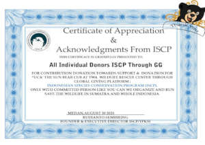 """Thank you from """"UCA"""" and ISCP"""