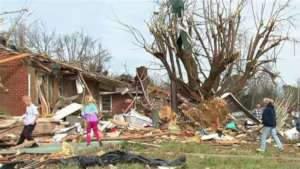 Tennessee Tornado Relief-Basic Needs for Survivors