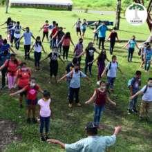 Summer Camp Attendees : Photo by Sayuri Tzul /YCT