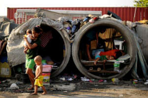 Urban Poor in Philippines at most risk