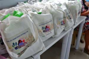 Safe-at-home packs ready