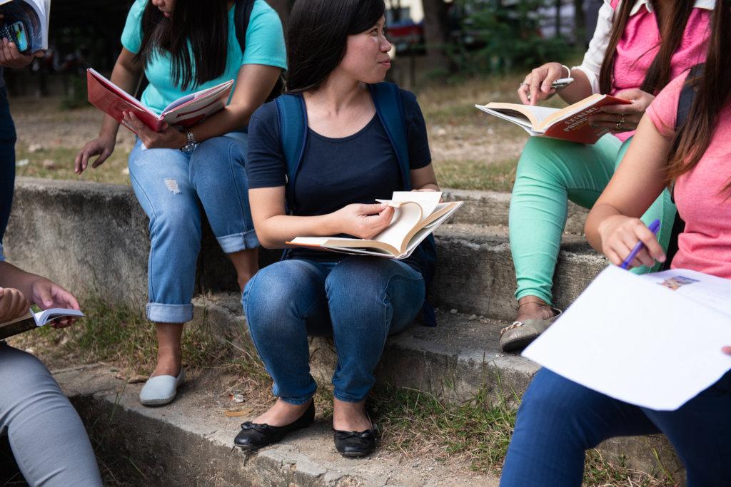 Help trafficking survivors graduate high school