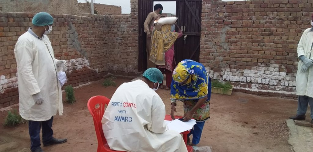 Relief in COVID- 19 crises in Pakistan - GlobalGiving