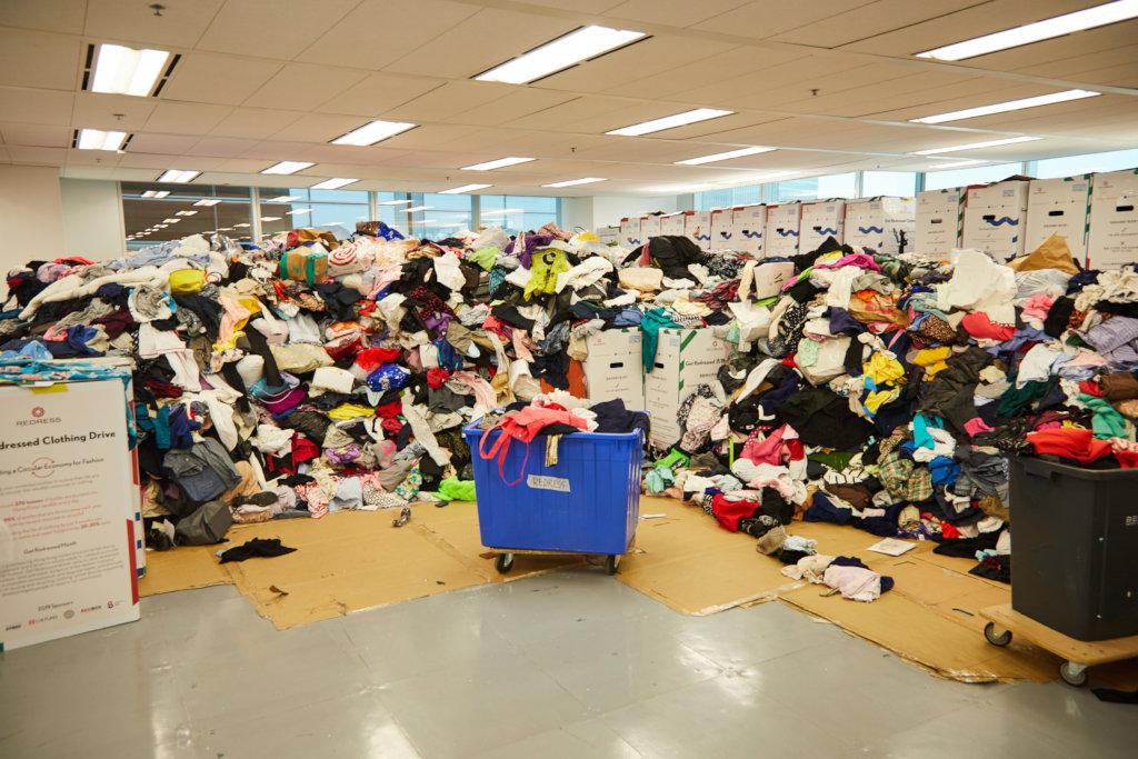 Reducing Fashion's Environmental Impact in HK