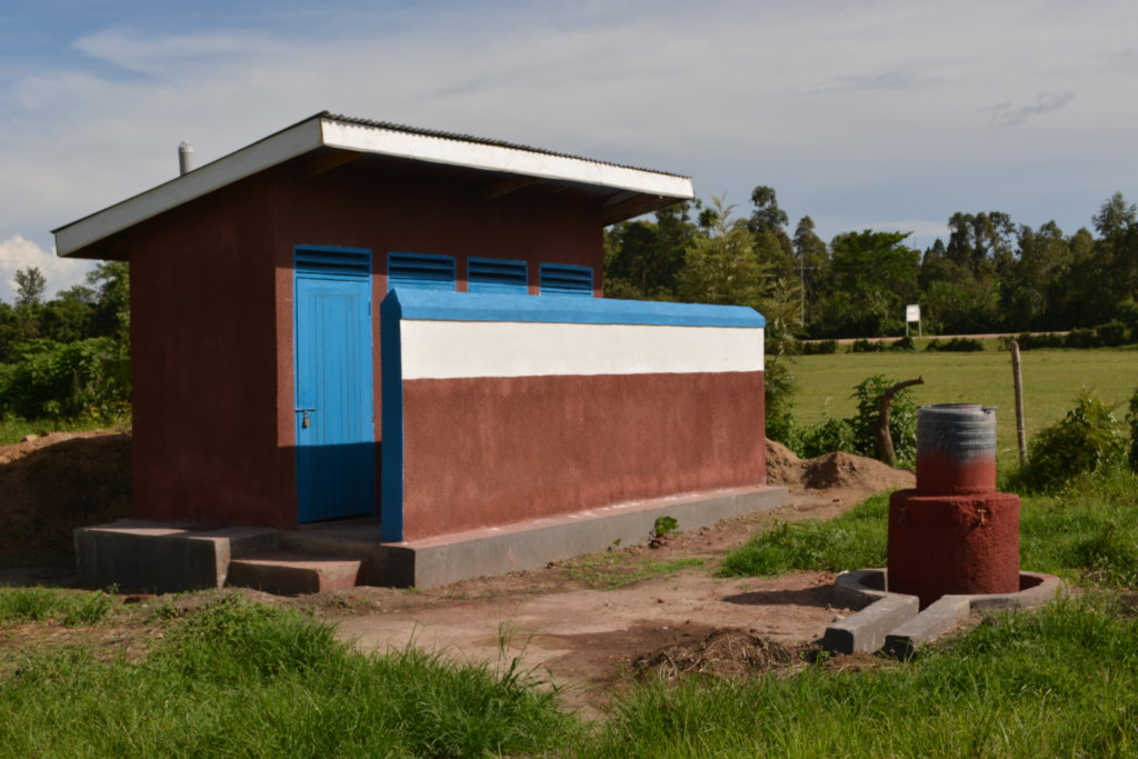 Integrated School Water, Sanitation and Hygiene