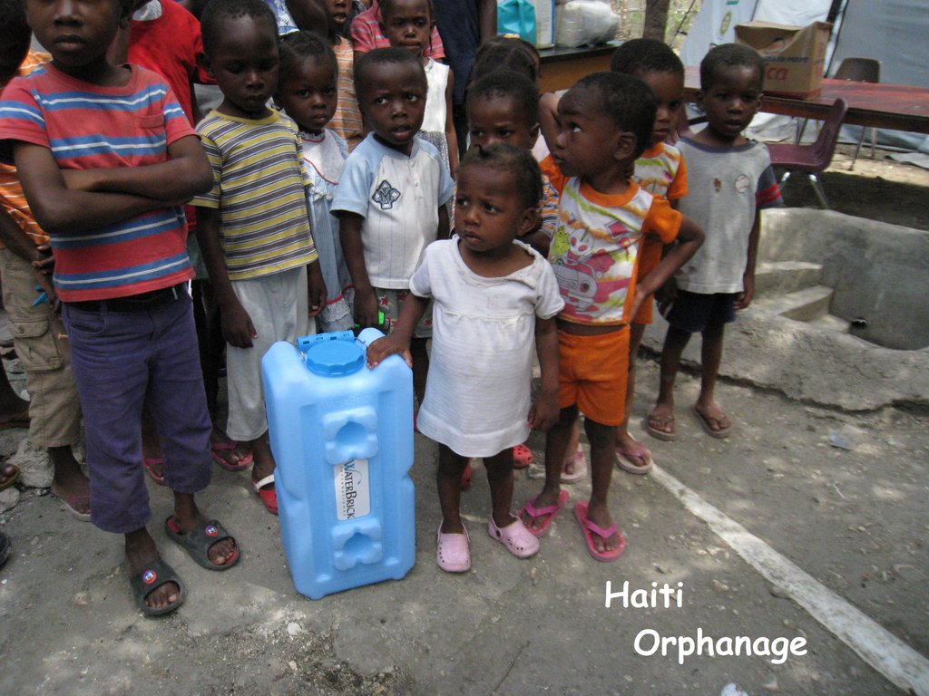 Haiti Water Relief