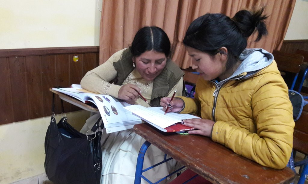 Help Bolivian Youth Access Higher Education
