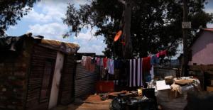 Life in Alex - white washing despite the dirt